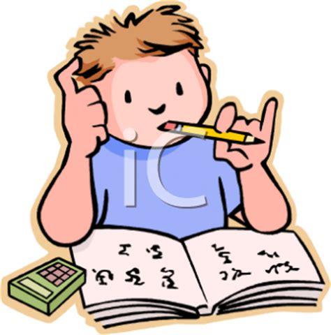 Child cannot focus on homework